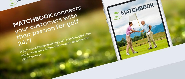 Matchbook Golf screenshot