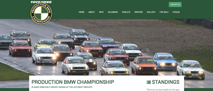 PBMW screenshot