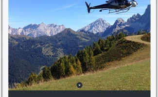 Marzano Films iPad mockup