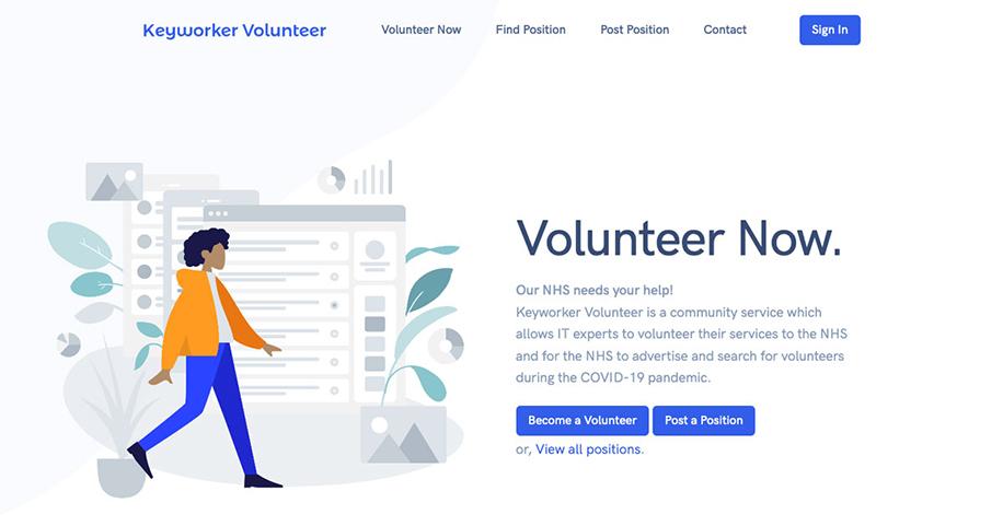 Keyworker Volunteer