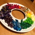 When the homeschooling topic was colour wheels and youre swimming in leftover chocolates