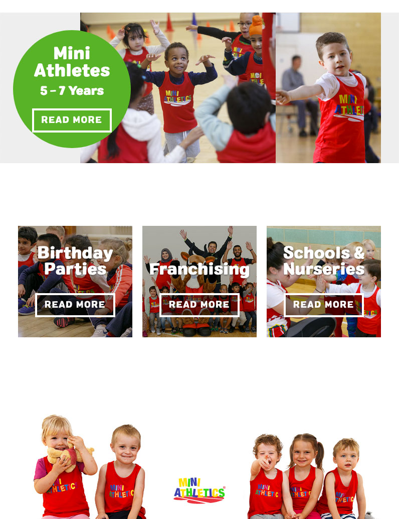 Mini Athletics Secondary Screenshot