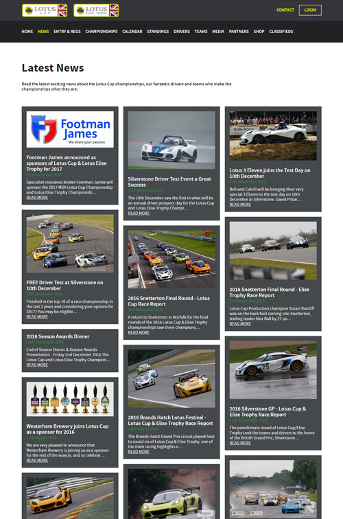 Lotus Cup Secondary Screenshot